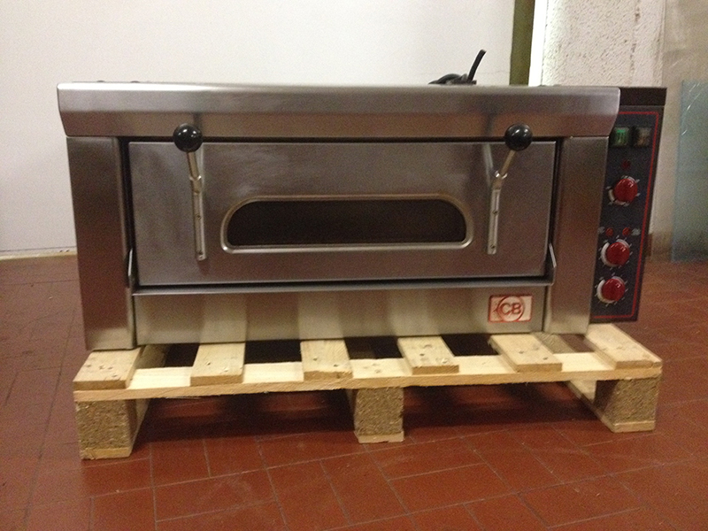 Forno pizza elettrico tutte le offerte cascare a fagiolo - Pizza forno elettrico casa ...
