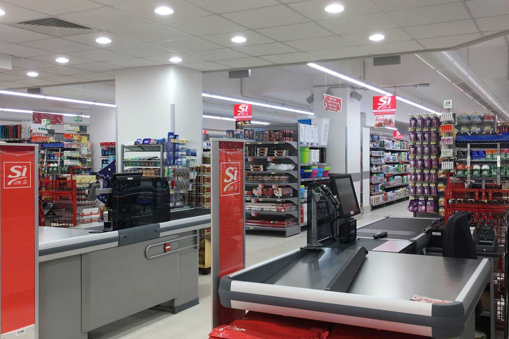 Vendita Attrezzature Supermercato Usate.Homepage Gioacchini Srl