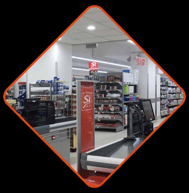 Vendita Attrezzature Per Supermercati Usate.Homepage Gioacchini Srl